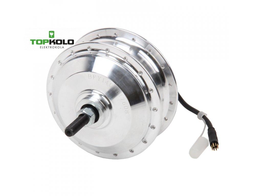 """Motor zadní 26"""" 36V/250W 9-pin HS SWX01 stříbrný pro 1 kolečko"""