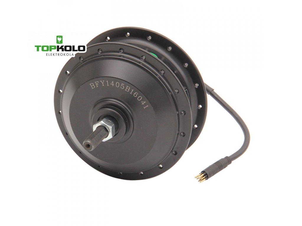 """Motor zadní 28"""" 36V/250W 9-pin HS SWXH2 disc černý"""