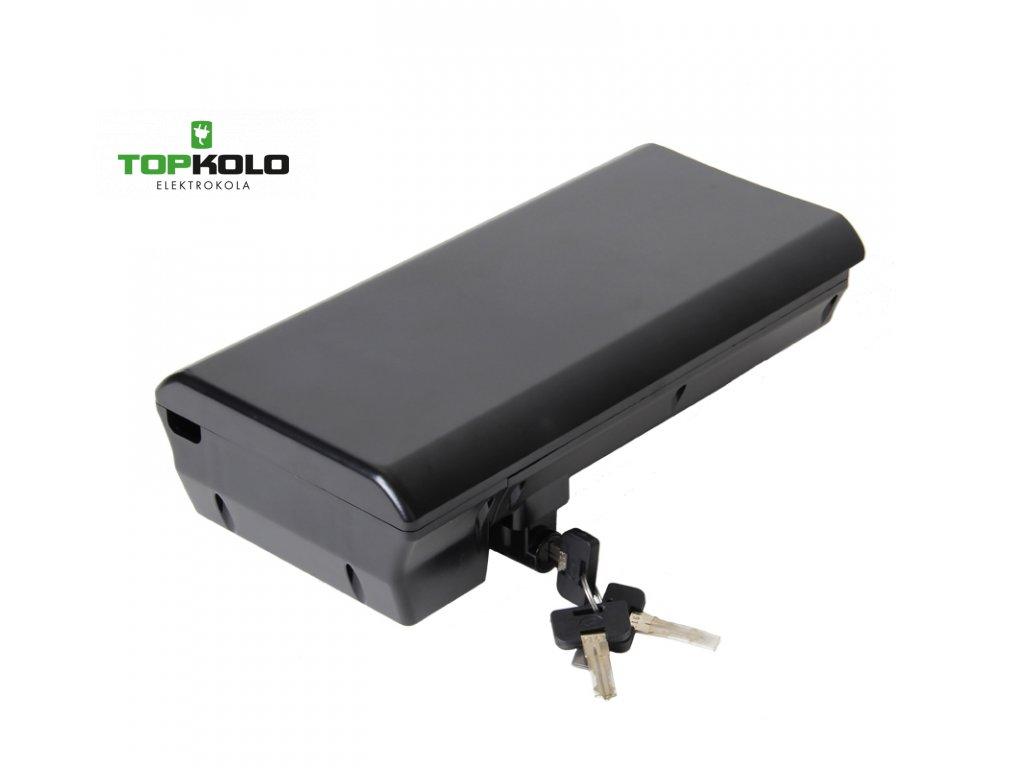 Držák nosičové baterie N4 se zámkem