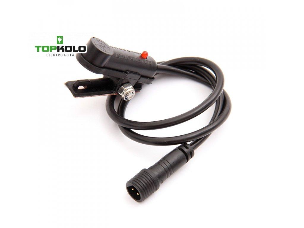Snímač rychlosti KM118 s kabelem 400 mm do rámové ŘJ (r. 2014)