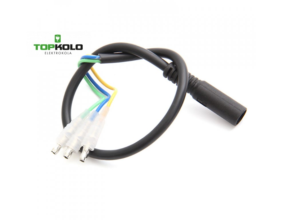 Kabel motor - ŘJ pro nosičovou baterii Basic (3pin) V2 (Velikost 380 mm)