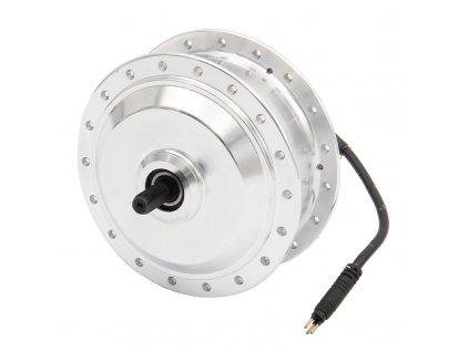 """Motor přední 28"""" 36V/250W 3-pin/1,4 SWXB stříbrný"""