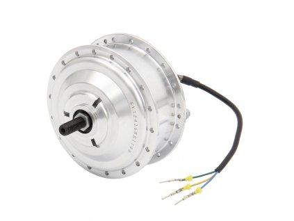 """Motor zadní 26"""" 24V/250W 3-pin/ovál SY724 stříbrný"""