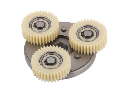 Převodovka motoru 8FUN SWXB a SWX01