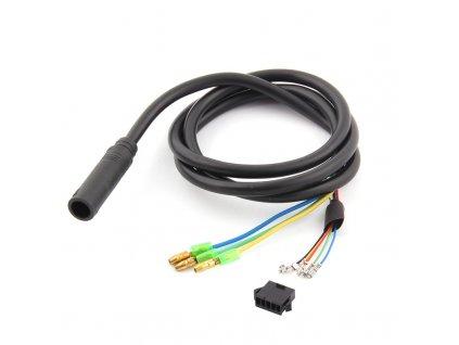Kabel motor - ŘJ pro nosičovou baterii Silent (9pin) Elba, 1050mm