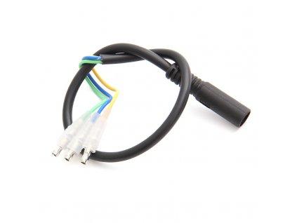 Kabel motor - ŘJ pro nosičovou baterii Basic (3pin) (Velikost 380 mm)