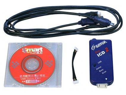 Kabel USB na instalaci software Elektra/Elektron
