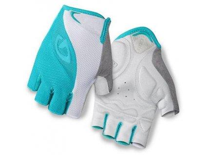 Cyklistické rukavice Giro Tessa dámské (Velikost M)